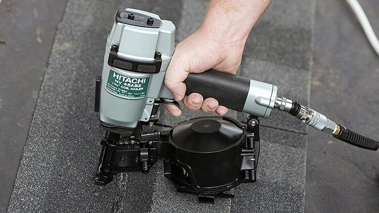 Pro Roofing Nailer