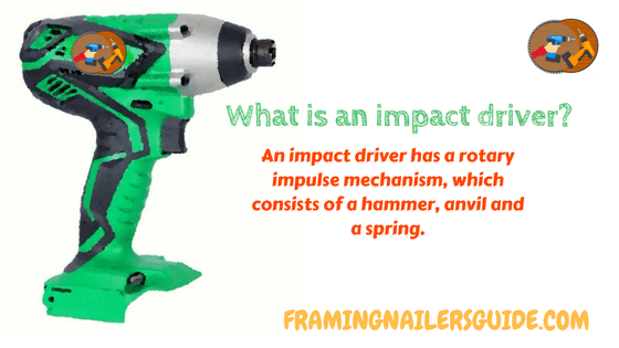 What is an impact driver?