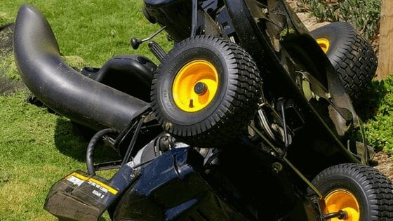 commercial zero turn mower safety