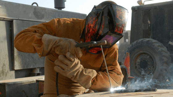 welding safety and security