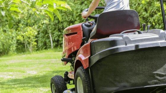 zero turn mower efficiency