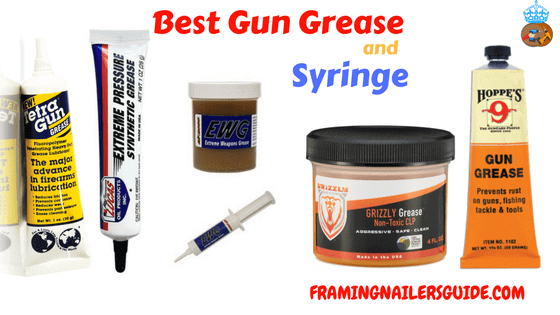 Best Gun Grease Reviews 2019: Updated list including Tetra, TW25B and Hoppes