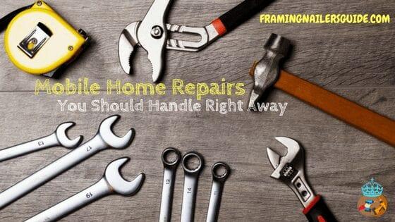 Mobile Home Repairs