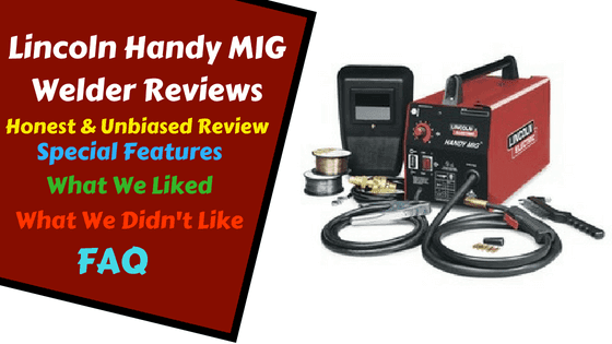 Lincoln Handy MIG Welder Reviews: Electric K2185-1