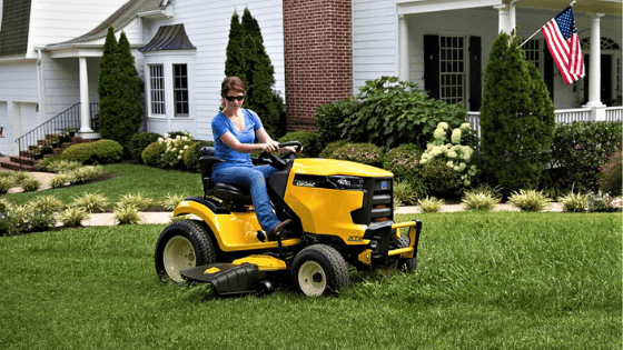What Is a Riding Mower