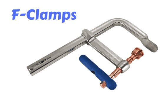 F-Clamps
