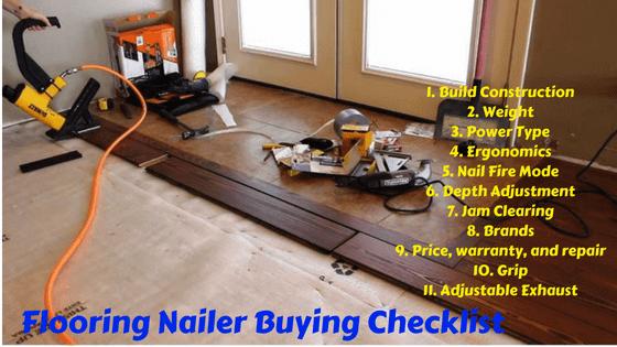 Flooring Nailer Buying Guide