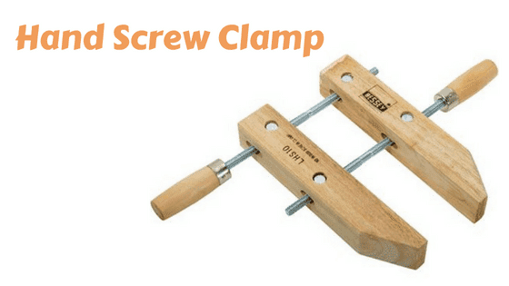 Hand Screw Clamps