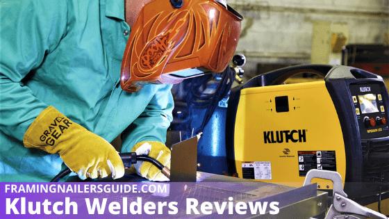 Klutch Welders Reviews