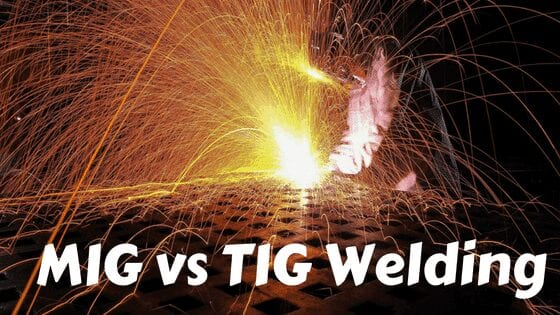 MIG vs TIG Welding: The Key Differences Explained