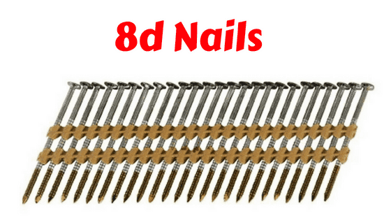 Nail Sizes for Framing: what size nails do you need for framing?