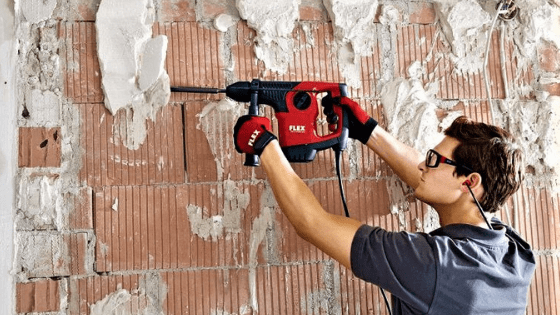 How to Drill Into Bricks With or Without a Hammer Drill