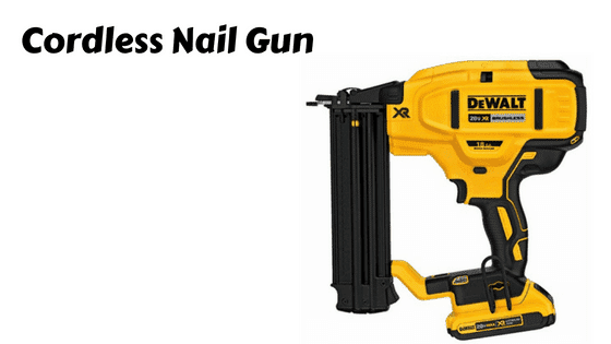 All 9 Different Types Of Nail Guns With Their Uses In 2019