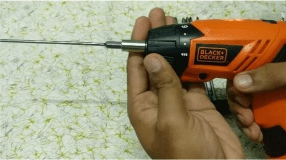 hex drill