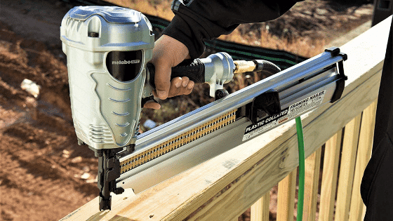 Metabo NR90AES1 Review
