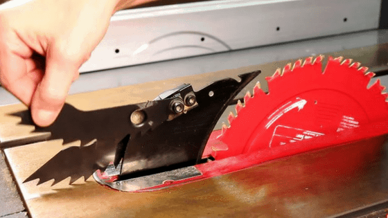 table saw uses