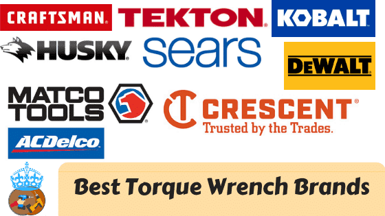best torque wrench brands