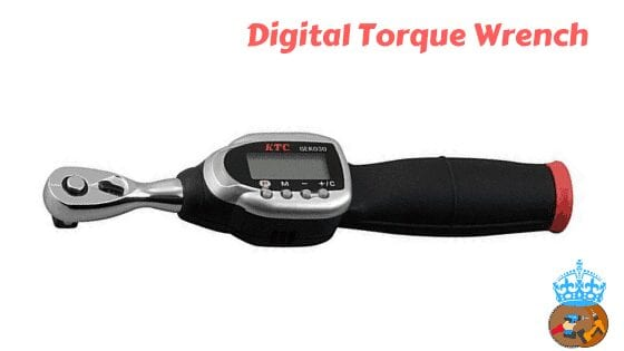 Digital/electronic torque wrench