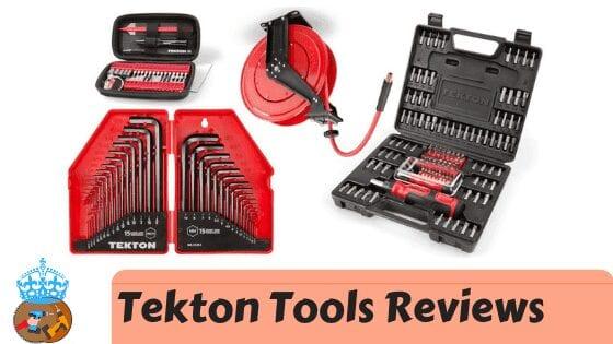 tekton tools reviews