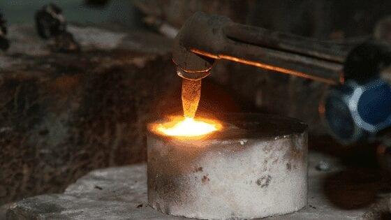 Oxygen Acetylene Torch