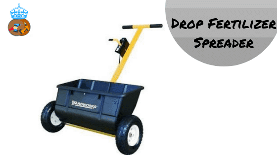 Drop Fertilizer Spreader
