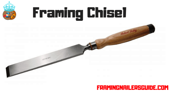 Framing chisels