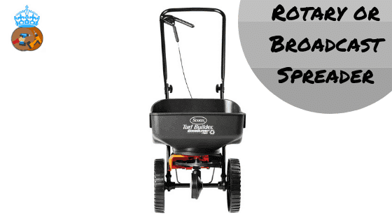 Rotary or Broadcast Spreader