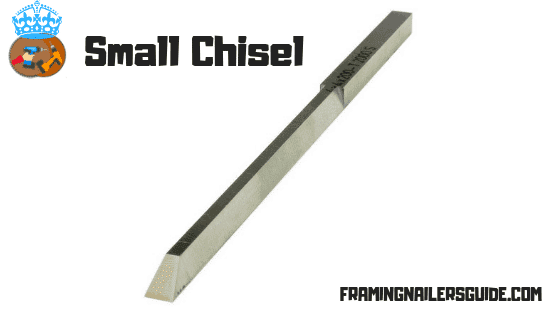 Small chisels
