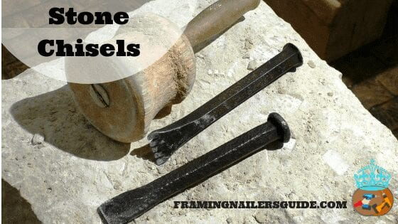 Stone chisels