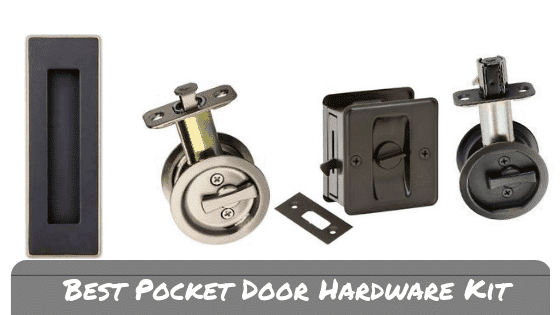 Best pocket door hardware kit reviews