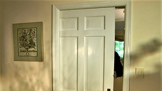 How to Remove Pocket Door Without Removing Molding