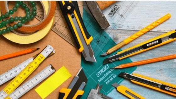 Measuring & Marking Tools