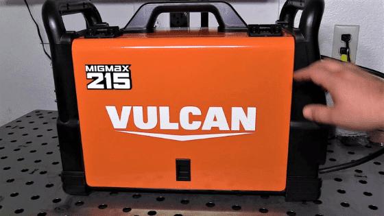 Vulcan MIGMax 215 Welder Review