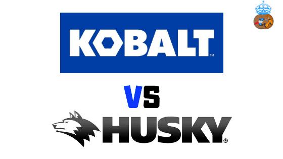 Kobalt vs. Husky