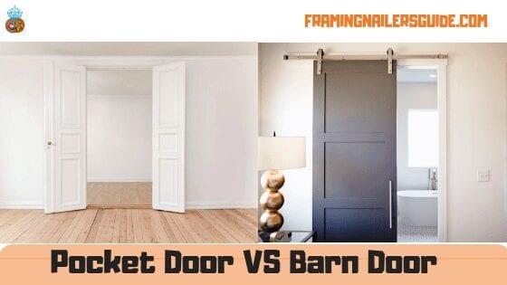 Pocket Door vs Barn Door