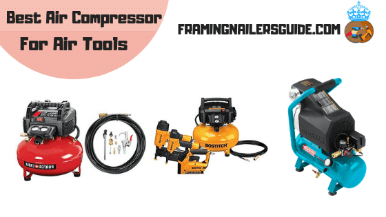 best air compressor for air tools