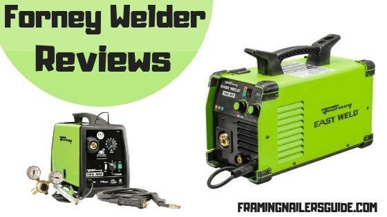 Forney Welder Reviews