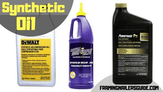 synthetic air compressor oil