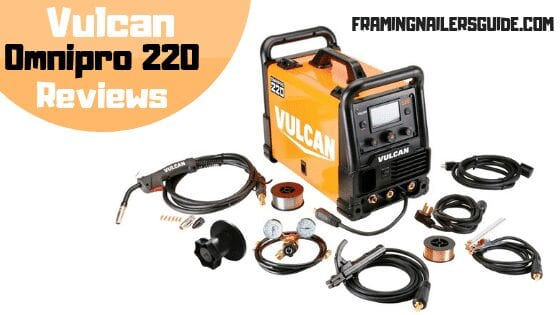 Vulcan omnipro 220 welder reviews