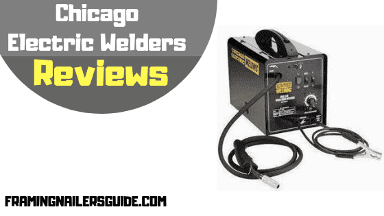 Chicago Electric Welder Reviews