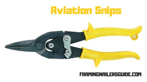 What is an Aviation Snip?