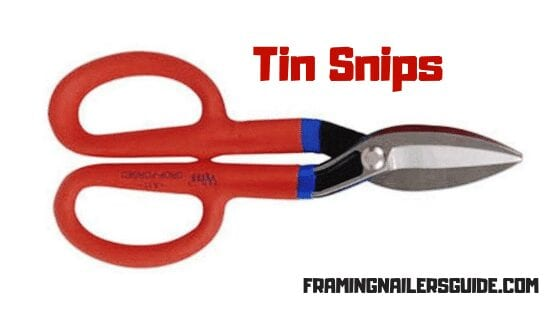 What is a Tin Snip?