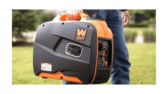 WEN 56200i 2000-Watt Portable Inverter Generator
