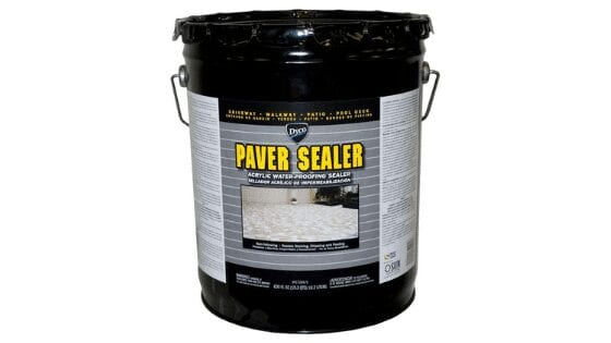Acrylic Paver Sealers