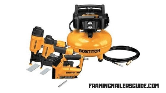 Best Air Compressors for Roofing Nailer