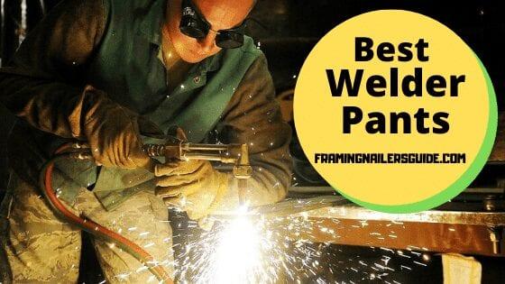Best Pants for Welding
