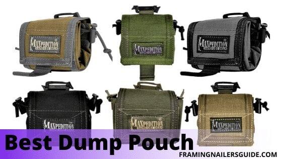 Best Dump Pouch Review