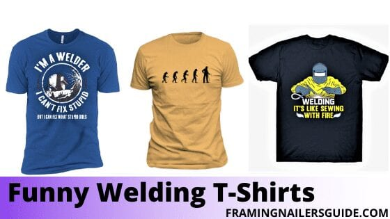Best Funny Welding T-Shirts Review