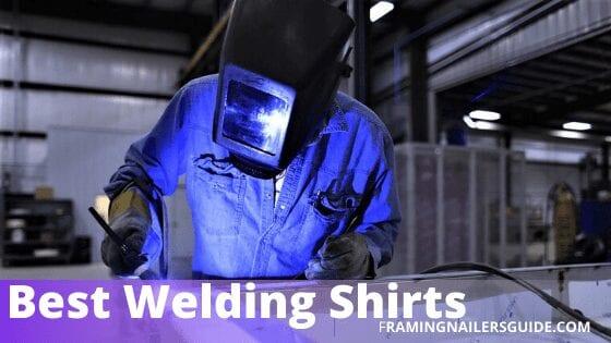Best Welding Shirts Review