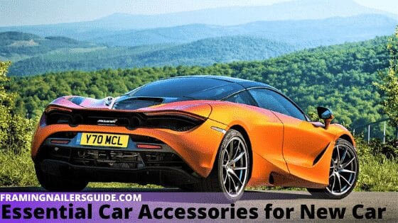 Best Essential Car Accessories for New Car